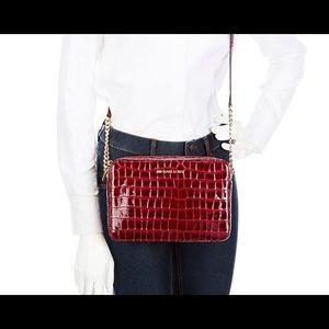Michael Kors crossbody black or red 🍷